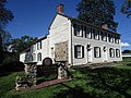 Swetland Homestead, Forty Fort Pa., Front view.jpg