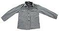 Swiss gray denim uniform top (15368301190).jpg