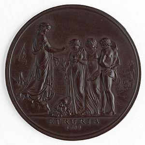 Sydney Cove - Sydney Cove medallion