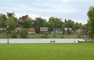 Strathmore, Syracuse - Strathmore houses around Onondaga Park
