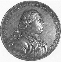 Szymon Bogumił Zug na medalu srebrnym 1781.jpg