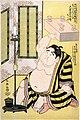 Tōshūsai Sharaku (1795) Daidōzan Bungorō - goban-age.jpg