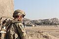 TAAC-E advisers emphasize Afghan police logistics in Nangarhar 150106-A-VO006-077.jpg