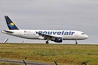 TS-INQ - A320 - Nouvelair Tunisie