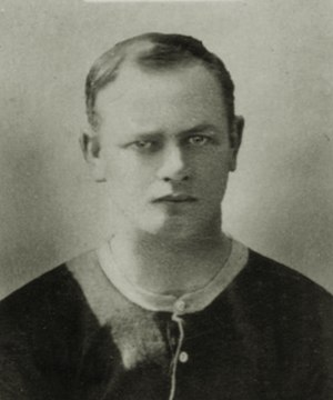 Thomas Elliott (footballer) - Elliott while with Brentford in 1921.