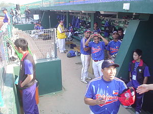 Baseball in the Philippines - The Philippine national team at the 2006 Intercontinental Cup