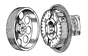 Centrifugal clutch - Talbot cars 'Traffic Clutch' of the 1930s