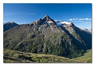 Ötztal - Image: Talleitspitze