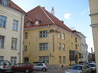 Tallinna Linnamuuseum Vene tänaval, 8. august 2011.jpg