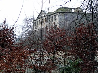 Tarbat House - Tarbat House photographed in 2008