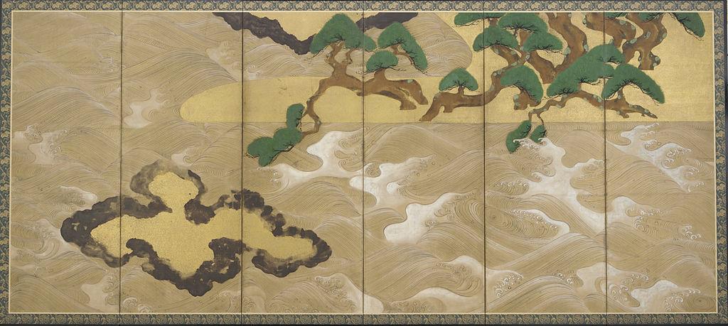 ファイル tawaraya sotatsu waves at matsushima 2 google art