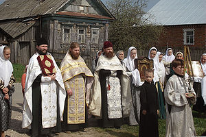 Orekhovo-Zuyevsky District - Old-Rite Russian Orthodox, Lyakhovo, Orekhovo-Zuyevsky District