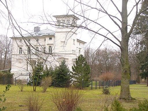 Teltow - Max-Sabersky-Allee - geo.hlipp.de - 32687