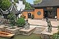 Temple taoïste dans la ville ancienne de Nanxun (Chine) (40099026712).jpg