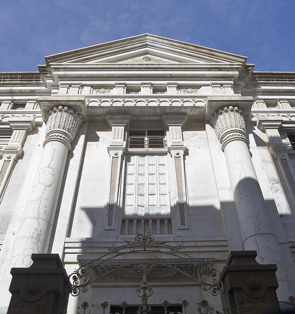 Templo mas%C3%B3nico hist%C3%B3rico, Santa Cruz de Tenerife, Espa%C3%B1a, 2012-12-15, DD 03