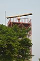 Terma Rotating Radar Antenna - Dum Dum - Kolkata 2015-04-11 7405.JPG