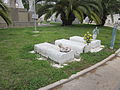 Terre-Aux-Boeufs Cemetery Mch 2012 Baby Crypts.JPG