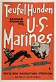 Teufel Hunden US Marines recruiting poster.jpg