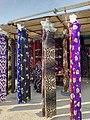 Textile in Uzbek market.jpg
