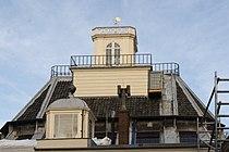 Teylers Museum - Sterrenwacht gezien vanuit het Fundatiehuis.JPG