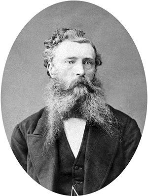 Thomas François Burgers - President Dr. Th.F. Burgers, c. 1877
