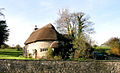 Thatched Cottage, near Bonvilston - geograph.org.uk - 274283.jpg