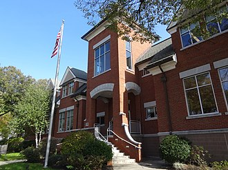 Braintree, Massachusetts - Thayer Public Library
