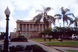 Queensland museum wikipedia for Queensland terrace state library