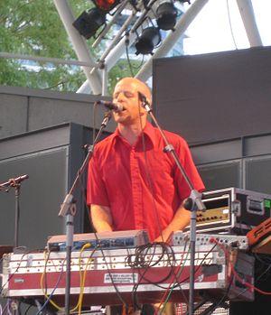 The Juan MacLean - John MacLean performing live in 2006