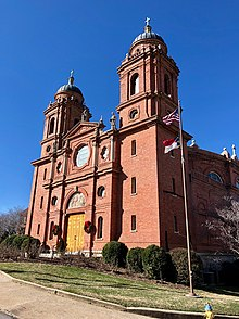 The Basilica of St. Lawrence, Asheville, NC (46020999534).jpg