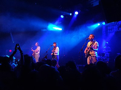 Picture of a band or musician: The Beths