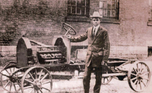 Frederick Patterson - Image: The C.R. Patterson & Sons Company Patterson Greenfield Automobile