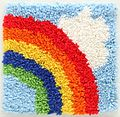 The Childrens Museum of Indianapolis - Latch Hook Rug.jpg