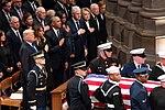 The Funeral of President George H.W. Bush (31265101997).jpg