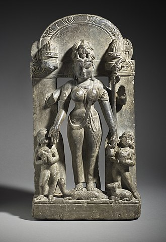 Devi - 9th century India, Gauri