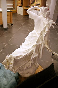 The Lost Pleiad, 1874-1875, by Randolph Rogers