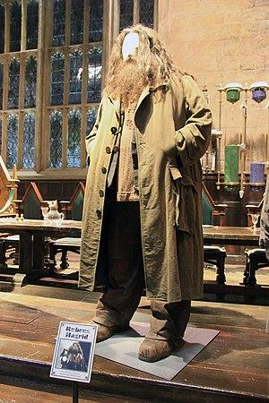Rubeus Hagrid cover