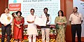 The Minister of State for Human Resource Development, Shri Upendra Kushwaha presenting the CBSE Teachers Award 2017-18, at a function, in New Delhi (6).JPG