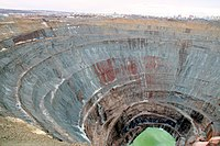 The Mir mine in Yakutia.JPG