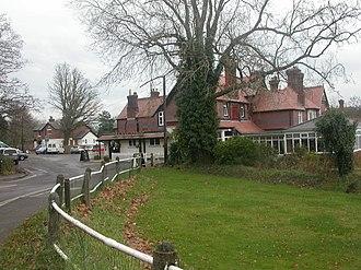 Ashurst, Hampshire - Image: The New Forest, Ashurst geograph.org.uk 1062400