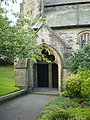 The Parish Church of St Hilda, Halifax, Porch - geograph.org.uk - 1447364.jpg