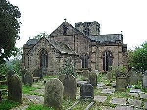 St Leonard's Church, Walton-le-Dale - St Leonard's from the east