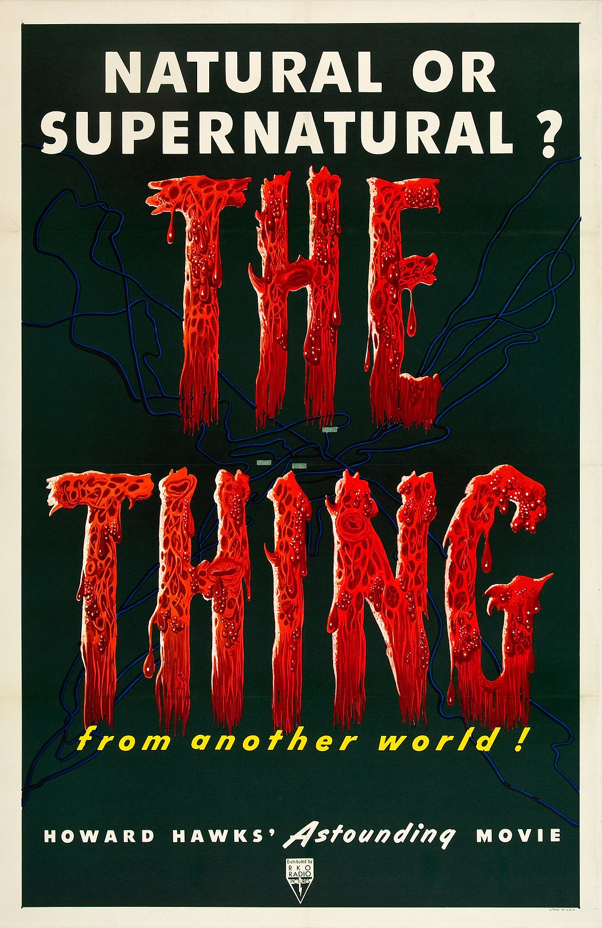 Ancencored Com the thing from another world - wikipedia