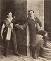 The Three Musketeers (1921) - Fairbanks on set.jpg