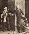 The Three Musketeers (1921) - Fairbanks on set.jpg