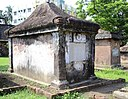 The Tomb of Antoine de Maffe , Dutch Cemetery, Chinsurah.jpg