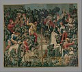 The Unicorn is Attacked (from the Unicorn Tapestries) MET DP118985.jpg