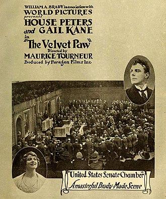 Maurice Tourneur - The Velvet Paw (1916)