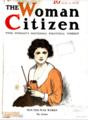 The Woman Citizen June 1, 1918 Win-The-War Women The Knitter.png