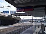 The Zurich Flughafen stop of tram to Zurich Tram number 10 - panoramio.jpg